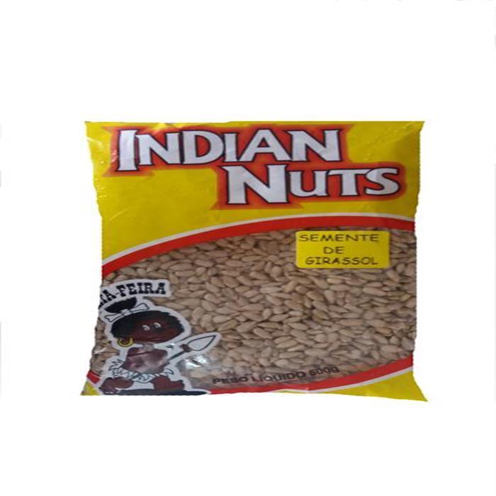 SEMENTE DE GIRASSOL INDIAN NUTS 500G
