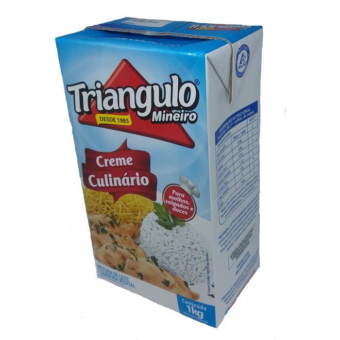 CREME CULINARIO TRIANGULO CX. 12/1KG