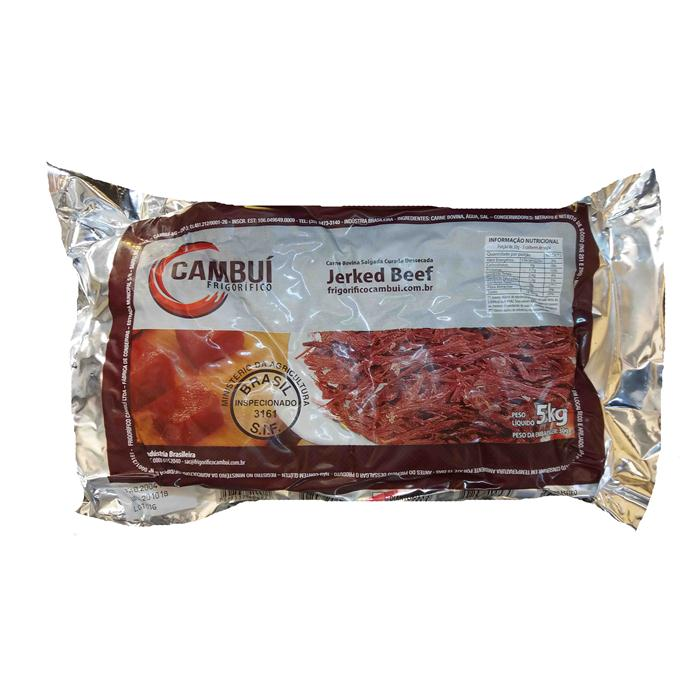 JERKED BEEF DIANTERO CAMBUI CX 6/5KG