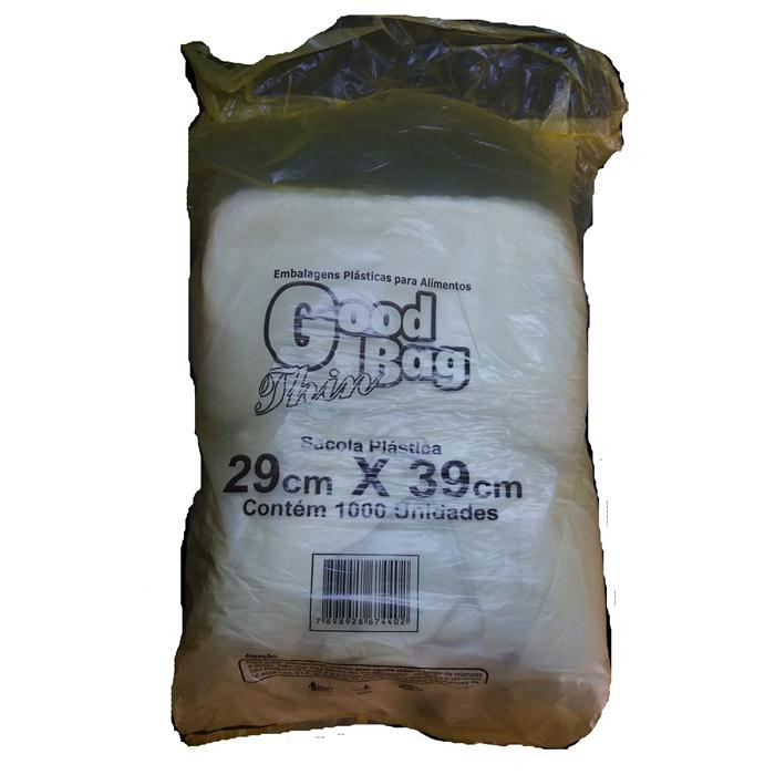 SACOLA 29/39 GOOD BAG THIN FD1/1000UN