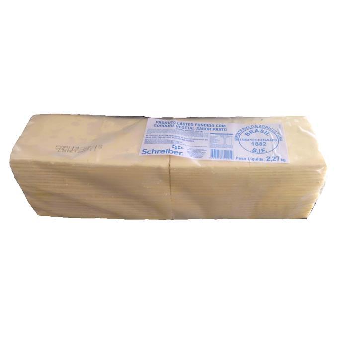QUEIJO PRATO FAT.SCHREIBER CX 8/2,270KG