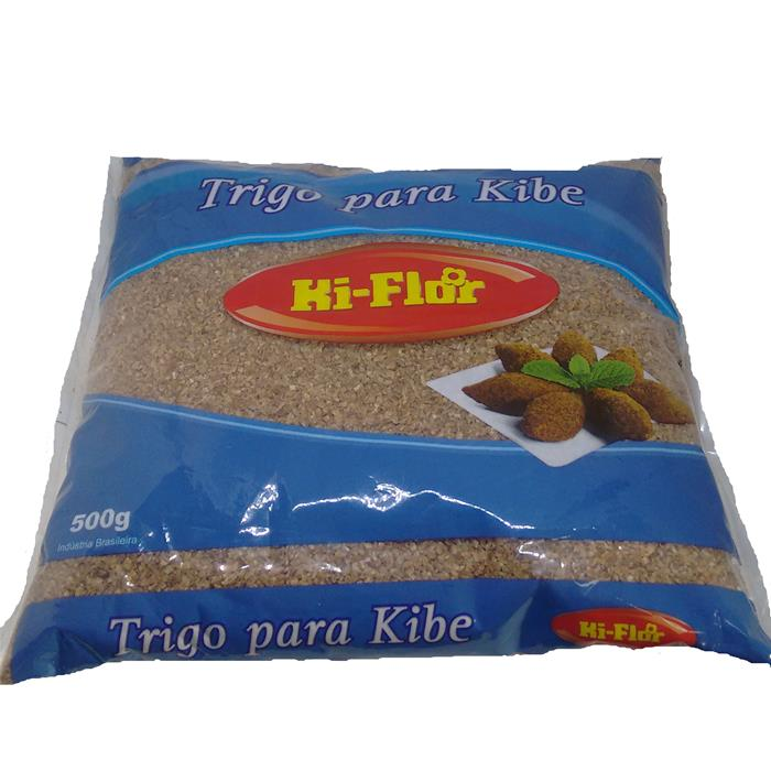 TRIGO P/ KIBE KI-FLOR FD.20/500GR