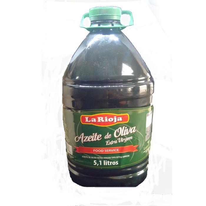 AZEITE GL LA RIOJA EX VIRGEM 4X5,1L 0,8%